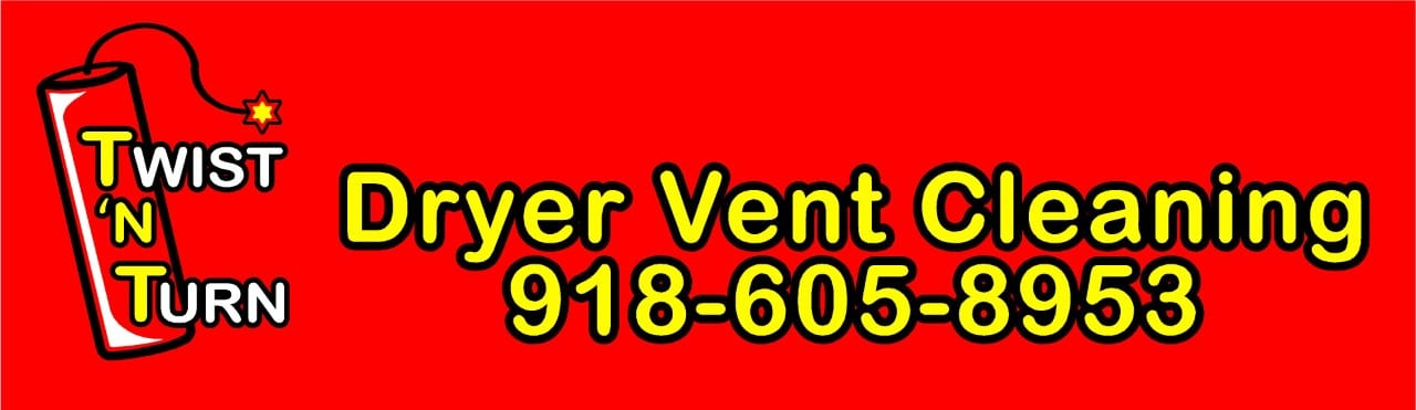 Twist and Turn Dryer Vent Cleaning | Broken Arrow Vent Cleaning